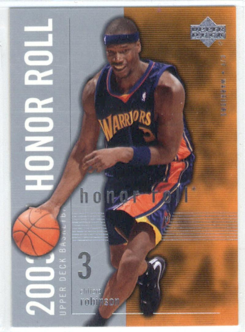 Basketball NBA 2003-04 Honor Roll #23 Clifford Robinson