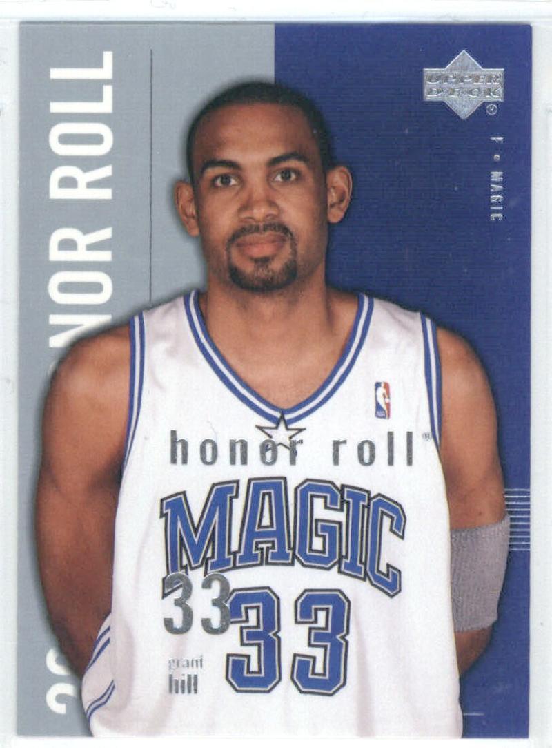 Basketball NBA 2003-04 Honor Roll #60 Grant Hill