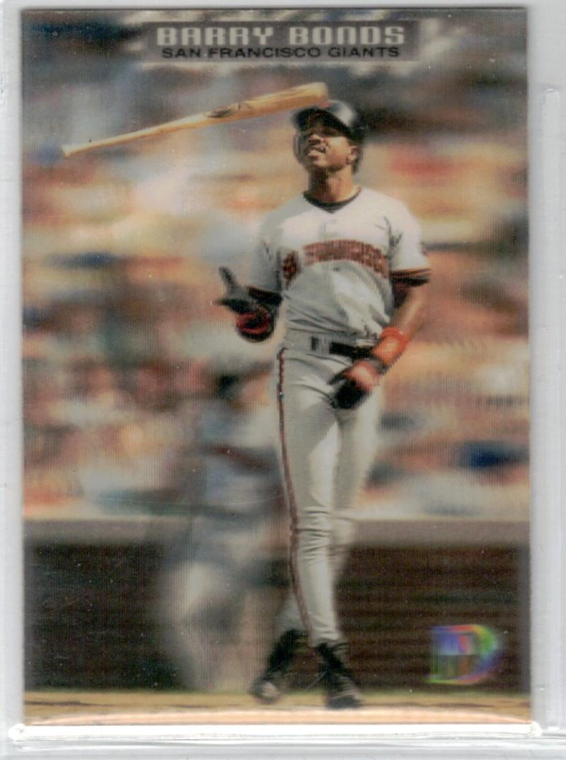 1995 Topps D3 #24 Barry Bonds