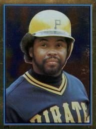 1983 Topps Stickers #275 Bill Madlock 3000