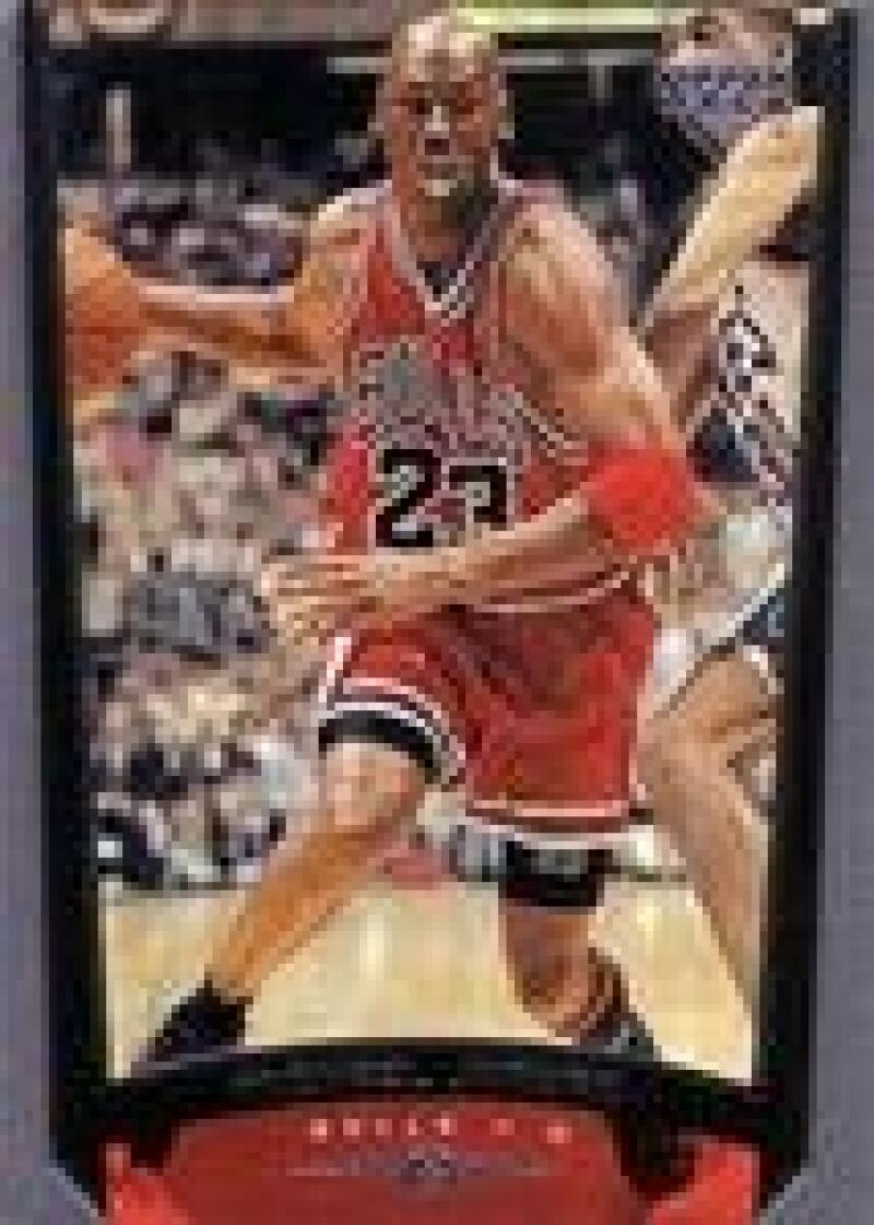 1998-99 Upper Deck #230I Michael Jordan NM Near Mint