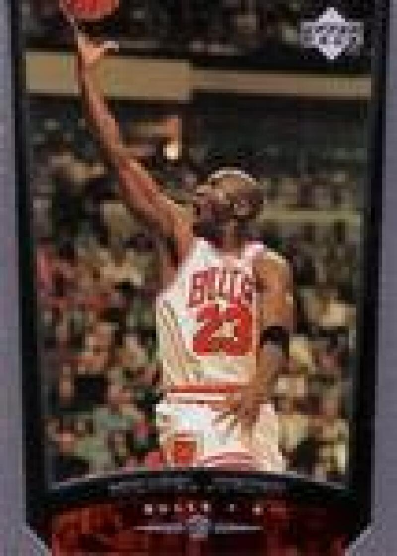 1998-99 Upper Deck #230E Michael Jordan NM Near Mint