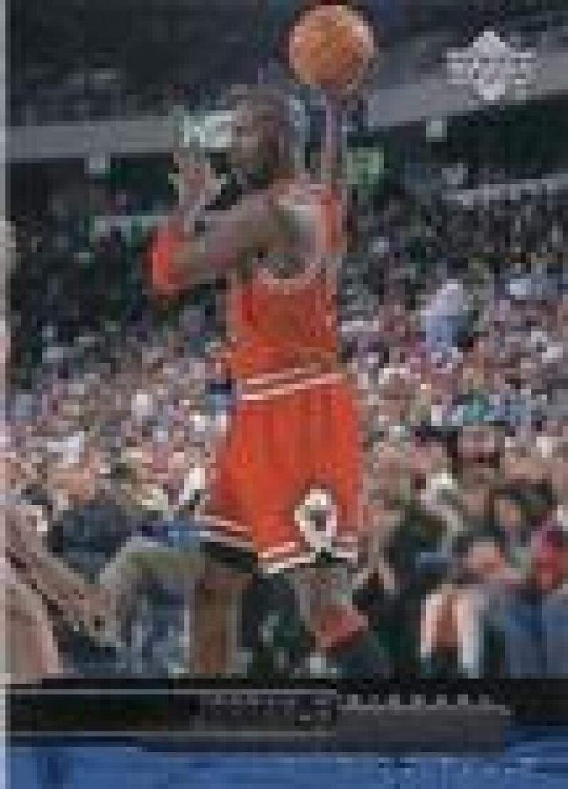 1999-00 Upper Deck #154 Michael Jordan NM Near Mint
