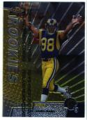 1999 Finest  #175 Torry Holt RC