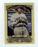 2014 Gypsy Queen  #301 Babe Ruth   SP