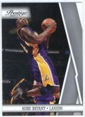 2010-11 Prestige #49 Kobe Bryant  Lakers