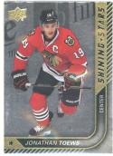 2015-16 Upper Deck Shining Stars #SS-23 Jonathan Toews  Blackhawks