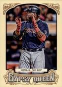 2014 Gypsy Queen #329 David Ortiz  SP Red Sox