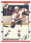 1990-91 Score #146 Brendan Shanahan  NJ Devils