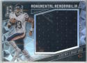 2016 Spectra Monumental Memorabilia #14 Jeremy Langford  GU  of 199 Bears