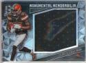 2016 Spectra Monumental Memorabilia #30 Corey Coleman  GU  of 199 Browns
