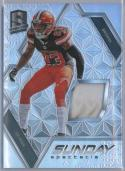 2016 Spectra Sunday Spectacle #25 Joe Haden   of 199 Browns