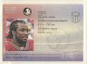 Football NFL 2017 Prestige NFL Passport #10 Dalvin Cook