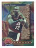 Basketball NBA 1993-94 Finest #74 Clyde Drexler  Blazers