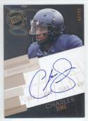Football NFL 2014 Press Pass Autographs Bronze #CS Charles Sims  Autograph  of 99
