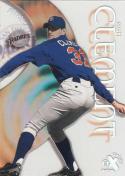 Baseball MLB 1999 E-X Century #107 Matt Clement  SP Padres
