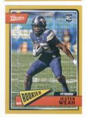 2018 Panini Classics Timeless Tributes Gold #297 Jester Weah Rookie 38/99