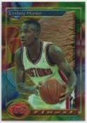 1993-94 Topps Finest #184 Lindsey Hunter  RC