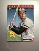 1985 Topps 3-D Baseball Stars #16 Cal Ripken Jr.