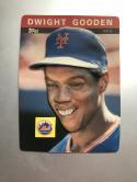 1985 Topps 3-D Baseball Stars #19 Dwight Gooden