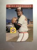 1985 Topps 3-D Baseball Stars #26 Mike Boddicker