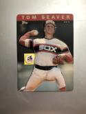 1985 Topps 3-D Baseball Stars #30 Tom Seaver