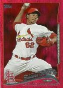 2014 Topps Red Foil #474 Carlos Martinez Future Stars