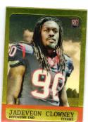 2014 Topps Chrome 1963 Topps Mini #17 Jadeveon Clowney