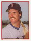 1983 Topps Stickers #308 Wade Boggs 3000