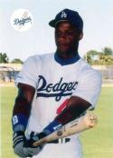 1991 Playball #6 Darryl Strawberry NM Near Mint