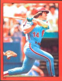 1982 Topps Stickers #117 Pete Rose NM Near Mint