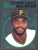 1982 Topps Stickers #127 Dave Parker NM Near Mint