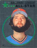 1982 Topps Stickers #130 Bruce Sutter NM Near Mint