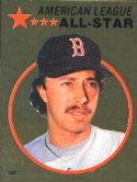 1982 Topps Stickers #132 Jerry Remy NM Near Mint