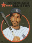 1982 Topps Stickers #137 Dave Winfield NM Near Mint