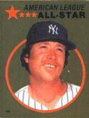 1982 Topps Stickers #140 Rich Gossage NM Near Mint