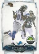 2014 Topps Power Players #PP-82 Calvin Johnson NM Near Mint