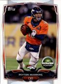 2014 Topps Power Players #PP-168 Peyton Manning NM Near Mint