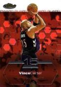 2002-03 Topps Finest #58 Vince Carter NM Near Mint