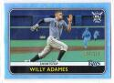 2020 Topps Big League Rainbow Foil #87 Willy Adames NM Near Mint  /100