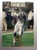 1999 Upper Deck Century Legends 20th Century Superstars #S8 Randy Moss NM Near Mint