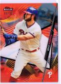 2020 Finest Refractors Orange #3 Bryce Harper  08/25 ONLY 25 MADE!