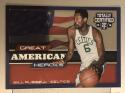 2014-15 Panini Totally Certified Great American Heroes #31 Bill Russell NM Near Mint  /299
