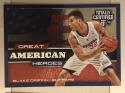 2014-15 Panini Totally Certified Great American Heroes #16 Blake Griffin NM Near Mint  /299