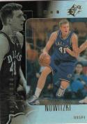 1999-00 SPx #15 Dirk Nowitzki NM Near Mint